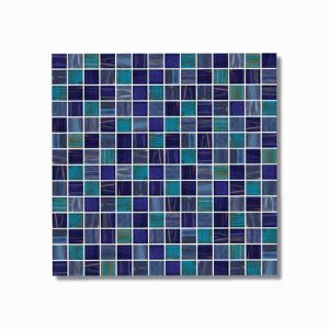 Paradise Maldives Glass Mosaic Tile 300x300 Sheet