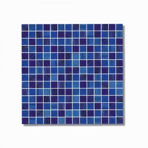 Paradise Phuket Glass Mosaic Tile 300x300 Sheet