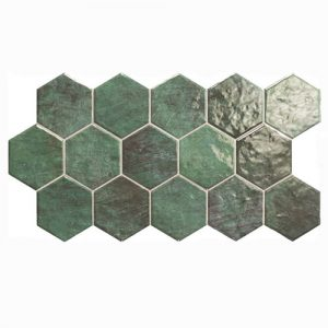 Hex Zellige Wall Tile 265x510mm