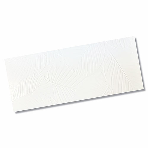 Genesis Palm White Wall Tile 450x1200mm