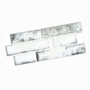 Argille Argento Wall Cladding Tile 160x400mm