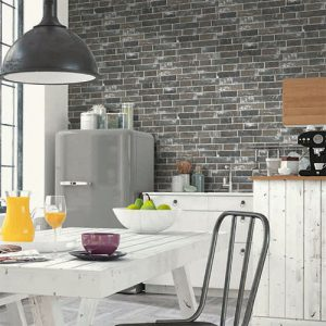 Argille Cenere Wall Cladding Tile 160x400mm