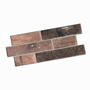 Argille Rame Wall Cladding Tile 160x400mm