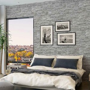 Vulcani Grigio Wall Cladding Tile 160x400mm