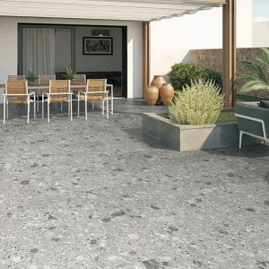 Affogato Light Grey Floor Tile 600x600mm
