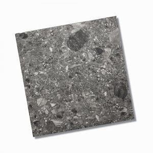 Affogato Dark Grey Floor Tile 600x600mm