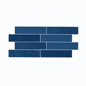 Casablanca Navy Gloss Wall TIle 242x580mm