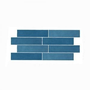 Casablanca Sky Blue Gloss Wall Tile 242x580mm