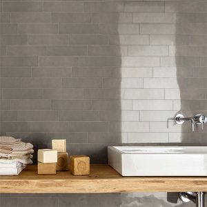 Casablanca Latte Gloss Wall Tile 242x580mm
