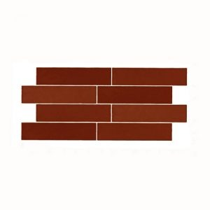 Casablanca Red Gloss Wall Tile 242x580mm