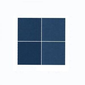 Casablanca Navy Gloss Wall Tile 120x120mm