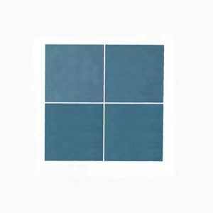 Casablanca Sky Blue Gloss Wall TIle 120x120mm