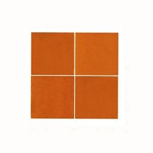 Casablanca Orange Gloss Wall Tile 120x120mm