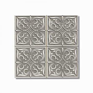 Muse Lis Grey Matt Wall Tile 333x333mm