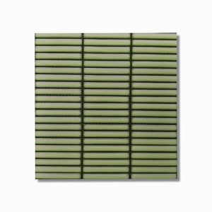 Kit Kat Sage Finger Feature Tile 284x295mm