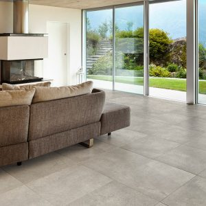Kensington Grey Floor Tile 600x600mm