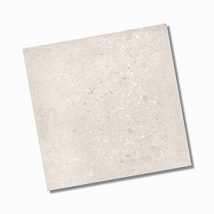 Kioto White Matt Floor Tile 600x600mm