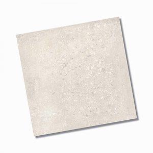 Kioto White Matt Floor Tile 600x600mm