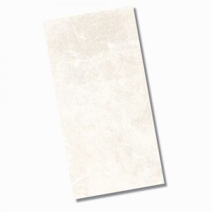Marfil White Matt Floor Tile 300x600mm