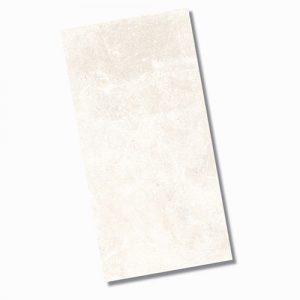 Marfil White Matt Floor Tile 300x600mm