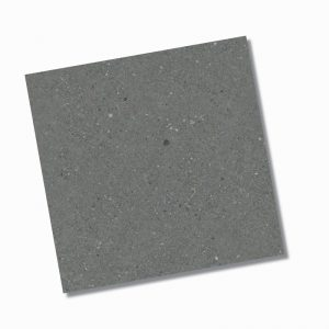 Shellstone Dark Grey Matt Floor Tile 600x600mm