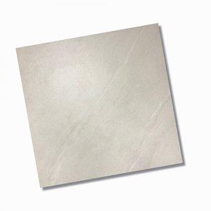 Aurora White Matt Floor Tile 600x600mm