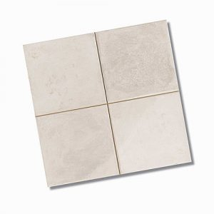 Zellige Pearl Gloss Floor Tile 333x333mm