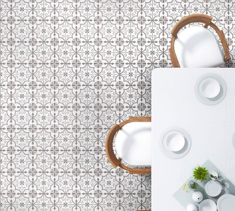 Avon Stone Matt Floor Tile 200x200mm