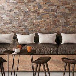 Lyon Red Wall Tile 150x610mm