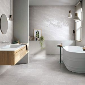 Palace Grey Matt Floor Tile 300x300mm