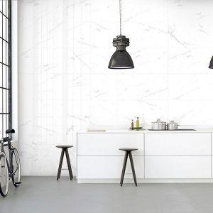 Palace Calacatta Matt Floor Tile 300x300mm