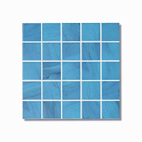 Carrera Sky Pool Mosaic 300x300mm sheet