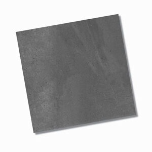 Zeus Charcoal Matt Floor Tile 600x600mm