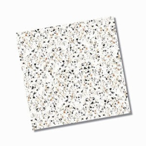 Galaxy White Matt Floor Tile 600x600mm