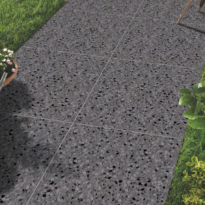 Galaxy Charcoal Matt Floor Tile 600x600mm