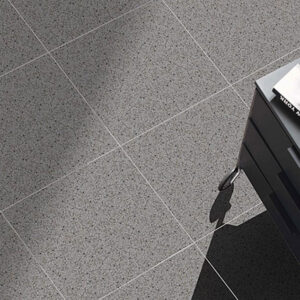 Castella Dark Grey Matt Floor Tile 600x600mm