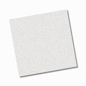 Castella White Matt Floor Tile 600x600mm