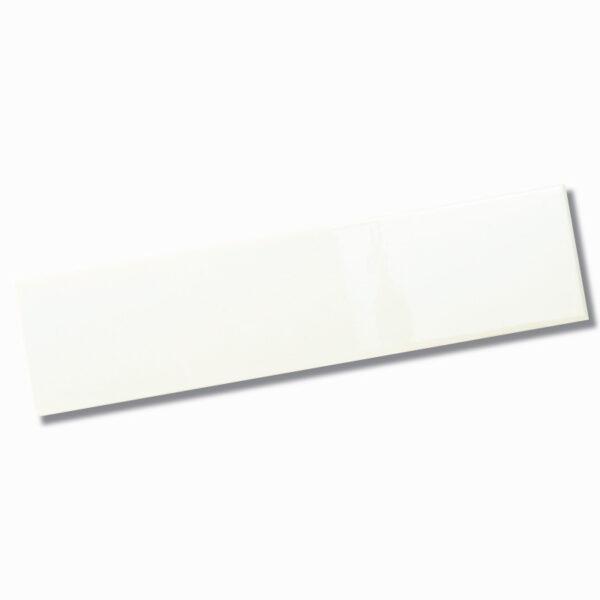 Aquarella White Matt Wall Tile 75x300mm