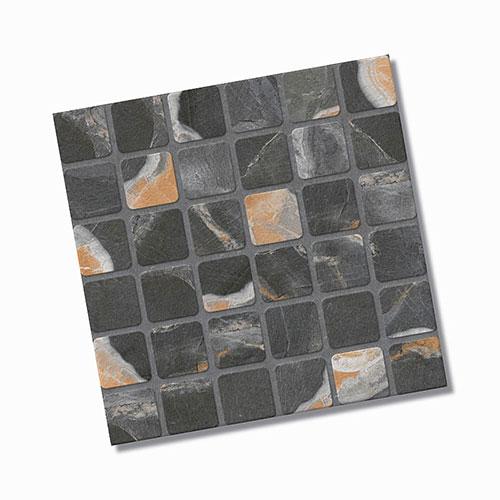 Laurentia Black External Floor Tile 450x450mm